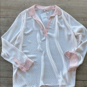 Free People Size M NWT Blouse